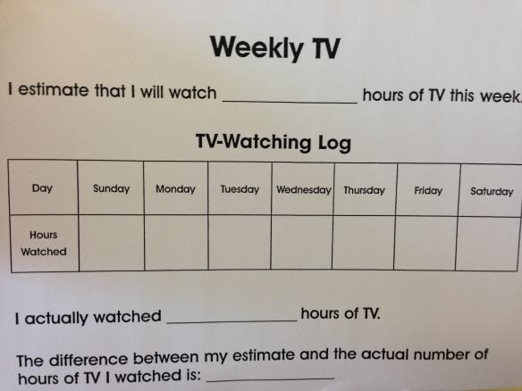 weekly tv