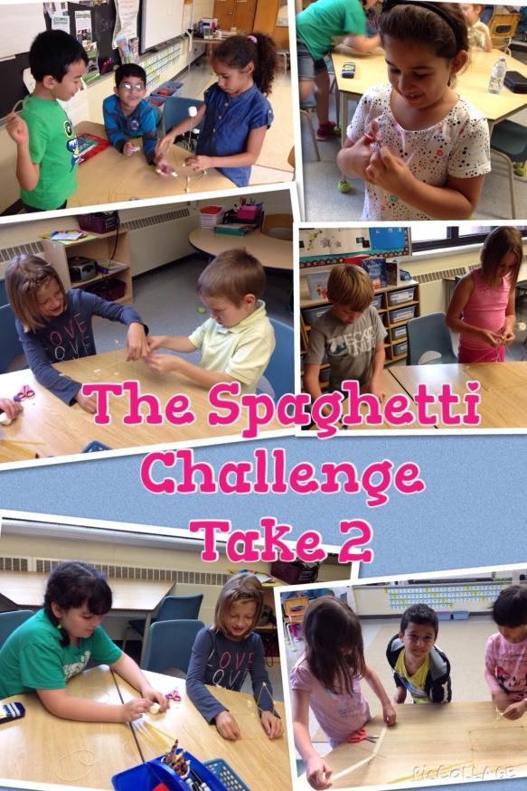 Spaghetti challenge 2